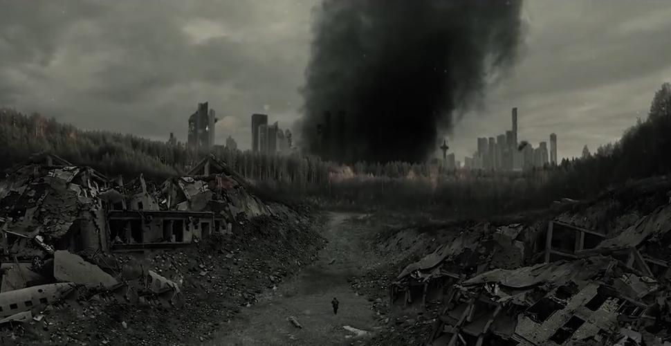 The Journal – postapokaliptyczny film krótkometrażowy