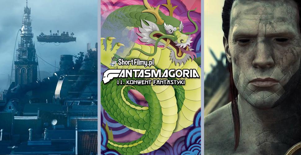 Pokaz filmów krótkometrażowych na Konwencie Fantastyki Fantasmagoria 2020
